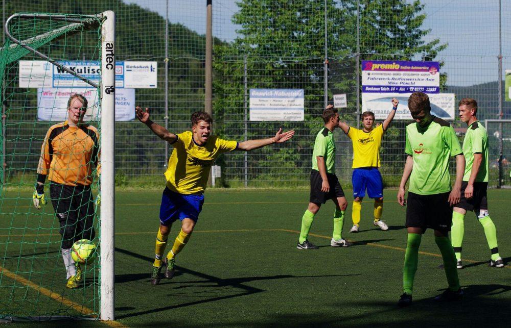 SV Auerhammer–SV Neudorf 2:1 (0:1)