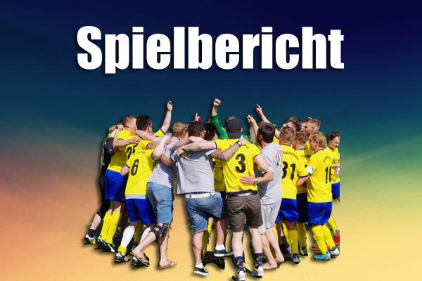FC Stollberg – SV Auerhammer 1:0 (0:0)