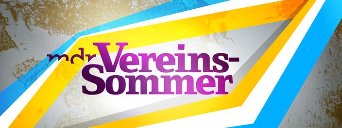 MDR Vereinssommer mit unserem SV Auerhammer und den KARODANCERS